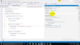 How to Merge Changes from one branch to another in TFS (Team Foundation Server)