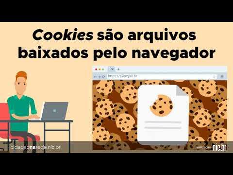 Imagem de capa do vídeo - Cookies do navegador