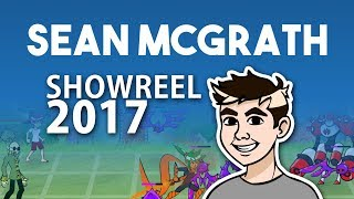 Sean McGrath's Showreel 2017