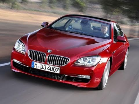 BMW 6-Series 2012  Coupe revealed