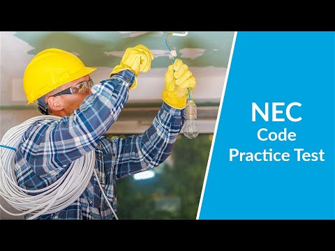 NEC Code Practice Test (60 Questions with Code Explanations ...