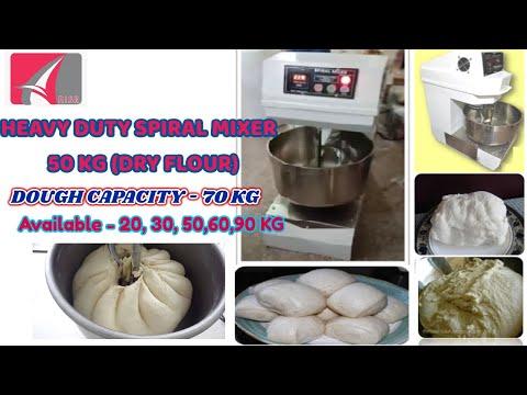 Indian Dough Mixer