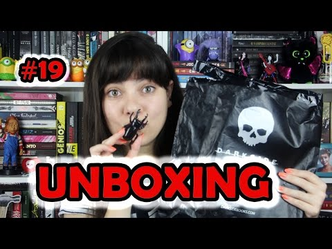 Unboxing DarkSide Books #19