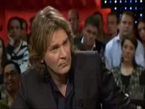 Willem Middelkoop en dr. Mathijs Bouman in DWDD over G20