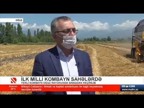 """""""Aqrolizinq"""" ASC-nin idarə heyətinin sədri Elmin Rəhmanov """"RealTV""""yə açıqlama verib."""