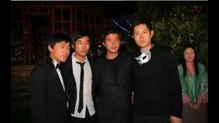 不丹五世王的四個弟弟,個個帥氣逼人,可惜都是父王手中的棋子|宮廷秘史|