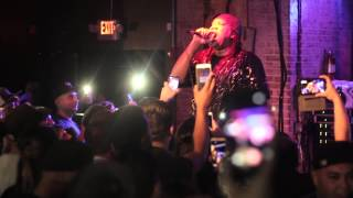 KRSONE Rewind 105.5 Freestyle Live at Fulton 55