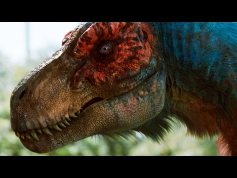 Dinosaur Island Movie Trailer
