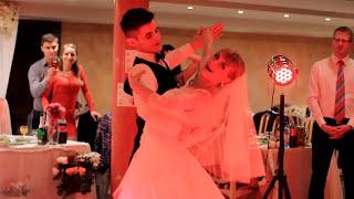Професійна постановка весільного танцю - Олег і Аліна