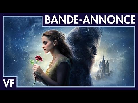 La Belle et la Bête (2017) - Bande-annonce officielle (VF) I Disney