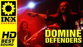 DOMINE - Defenders [17/3/2018 @8ball Thessaloniki Greece]