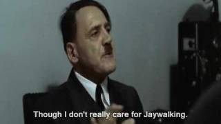 Pros and Cons with Adolf Hitler: Jay Leno