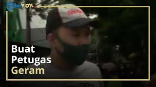 Istrinya Ditegur karena Tak Pakai Masker, Pria Ini Ngamuk dan Bentak Petugas
