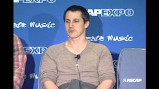 Nick Zammuto at the 2012 ASCAP EXPO