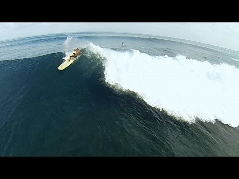 GoPro: SUP And A Drone – North Shore Maui