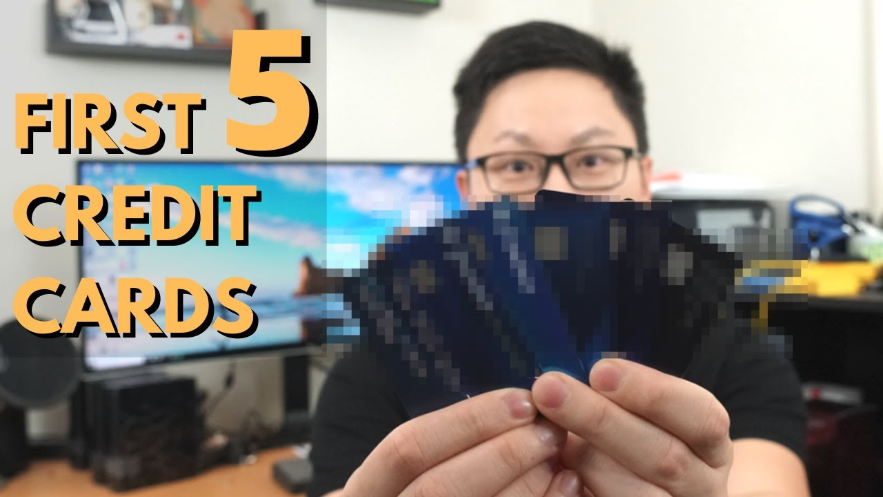 5 Credit Cards Method for Optimum Points Newbie to Intermediate thumbnail