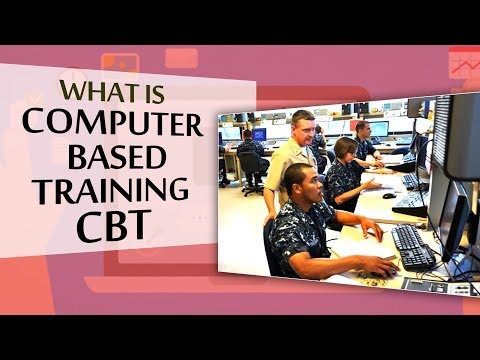 What is Computer Based Training (CBT)   E-Learning Terms ...