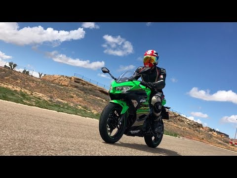 Kawasaki Ninja 400 – A great little track bike – Review part 1