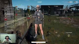 Cамое обидное попадание :( 19 kills game (Squad kastel2h, Probster,GDevourer) PUBG