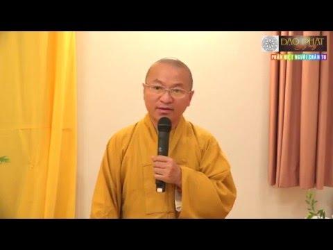 Vấn đáp: Pháp môn niệm Phật, lễ hằng thuận, hòa đồng tôn giáo, đạo Phật và ý thức hệ chính trị, phân biệt người chân tu
