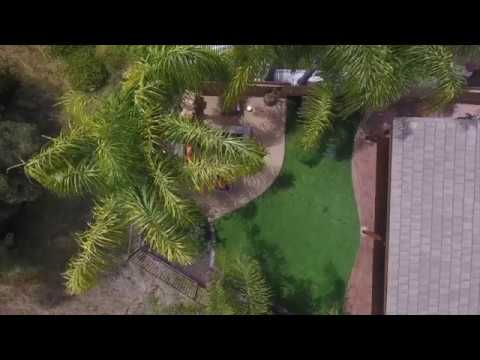 Drone Footage of San Diego home