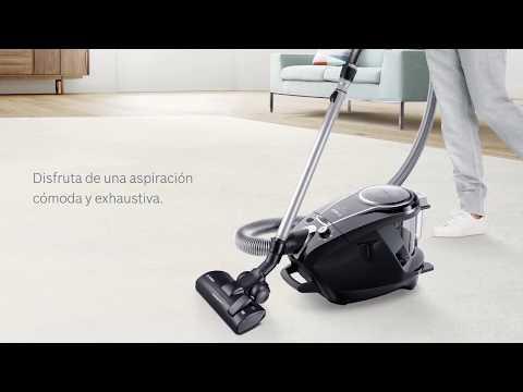 El aspirador más silencioso de Bosch. Relaxx'x ProSilence Ultimate