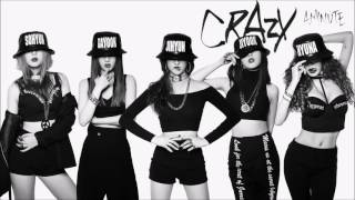 4MINUTE - Crazy (Speed up)