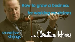 How to grow your business as a working musician