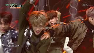 뮤직뱅크 Music Bank   해적왕   에이티즈(ATEEZ).20181102