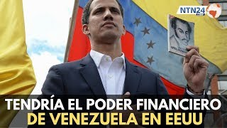 Guaidó tendría el manejo de las cuentas del Gobierno venezolano en EEUU
