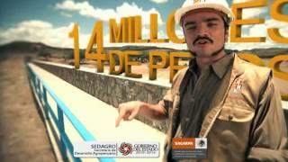 preview picture of video 'Tecnificación Campo - Real Guadalupe, Zacatecas, Mexico.'