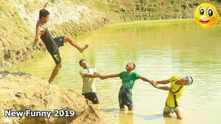 Indian New funny Video😄-😅Hindi Comedy Videos 2019-Episode-20--Indian Fun || Bindas Duniya