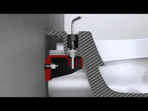 Montageanleitung: SupraFix-WC-Befestigung - Villeroy & Boch
