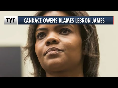 Candace Owens Blames LeBron James For Police Ambush