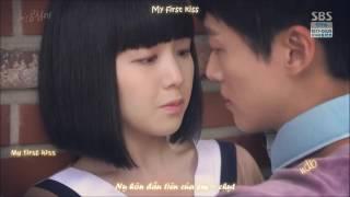 [Hangul-Engsub-Vietsub] My First Kiss - Minah (Beautiful Gong Shim OST P2)