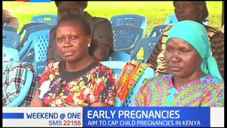 Western leaders to table new bill aimed at curtailing Early Pregnancies in Kenya