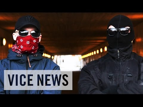 The Rise Of Sweden's Far-Left Militants