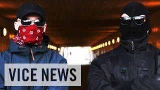 The Rise Of Sweden's Far-Left Militants