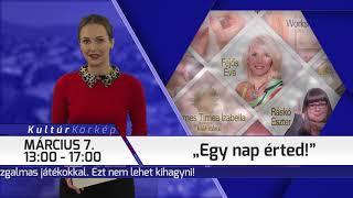 TV Budakalász / Kultúrkörkép / 2020.03.04.