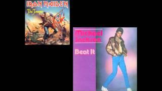 Beat The Trooper (Michael Jackson/Iron Maiden mashup)