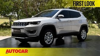 Jeep Compass | India First Look | Autocar India
