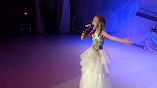 Тулешова Данэлия - Что меня ждет /Sound track from Moana/ (конкурс Надежды Европы 2017)