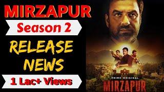 mirzapur season 2 release date quora - Kênh video giải trí