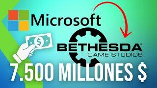 MICROSOFT COMPRA BETHESDA POR 7.500 MILLONES DE DÓLARES y se queda con Doom y Fallout