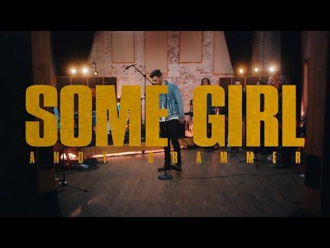 Some Girl <br>Live Version<br><font color='#ED1C24'>ANDY GRAMMER</font>