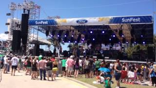 streetlight manifesto at sunfest 2014 - down, down, down, to mephisto's cafe