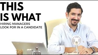 #1 Trait Hiring Managers Look For In Job Candidates ✓