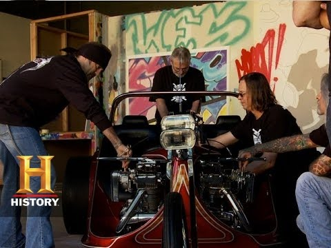 Download Counting Cars Reviving Tommy Lees Bike Season 7 Episode 3 History Mp4 3gp Fzmovies