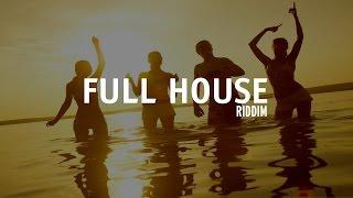 Dancehall Riddim Instrumental Beat - Full House Riddim [Prod.By Zahiem] Jan 2017
