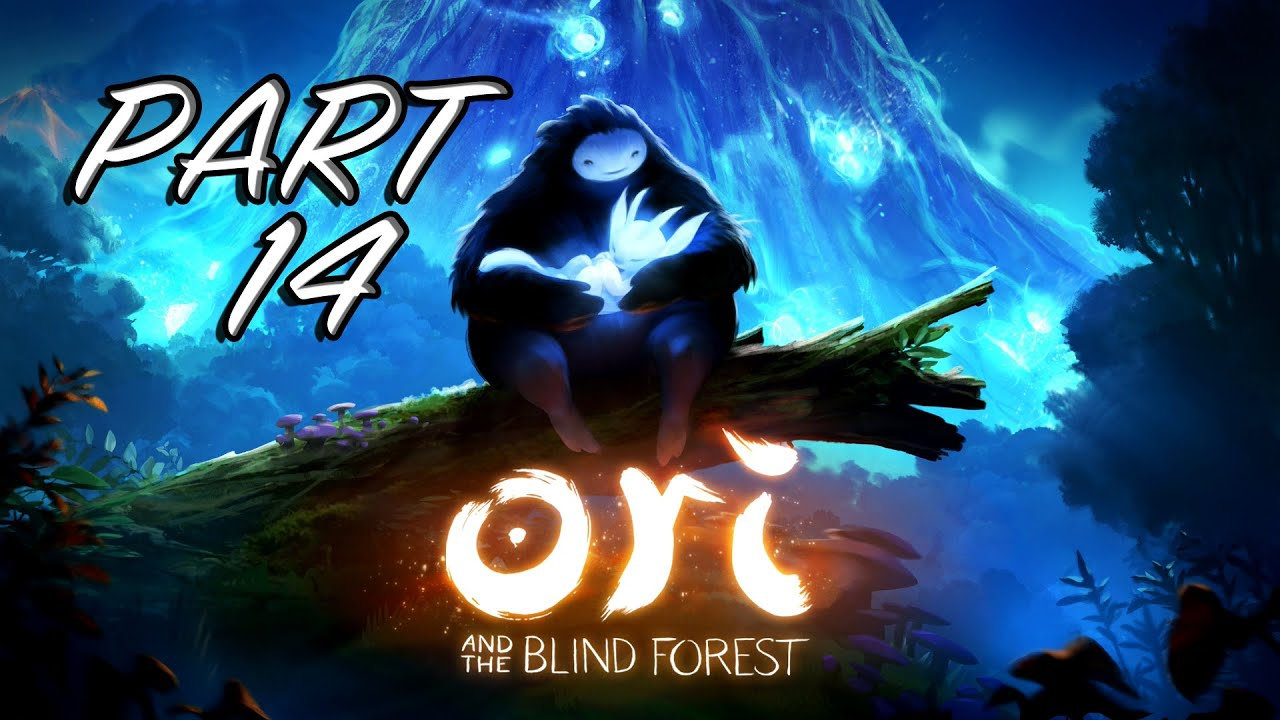 Ori and the Blind Forest – 14 – Flucht vor Kuro